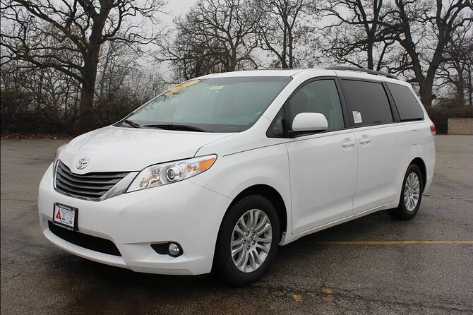 Private transfer Minivan from or to CLT, GSP Charlotte NC and Greenville SC