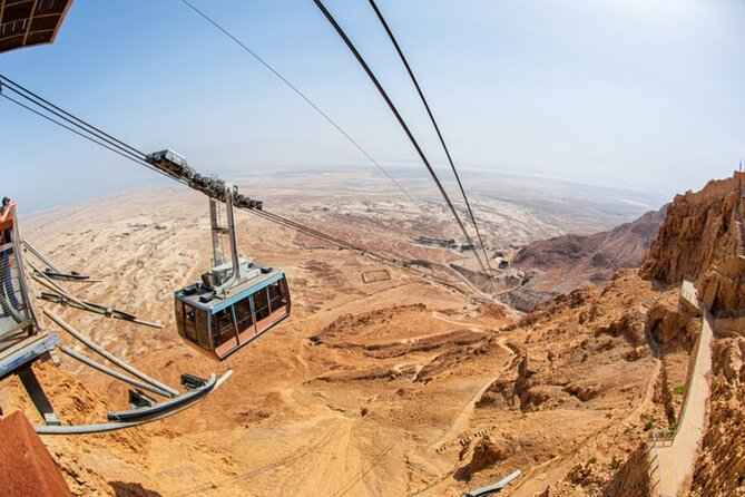 2-Day Best of Israel Tour from Tel Aviv: Jerusalem, Bethlehem and Masada Tour