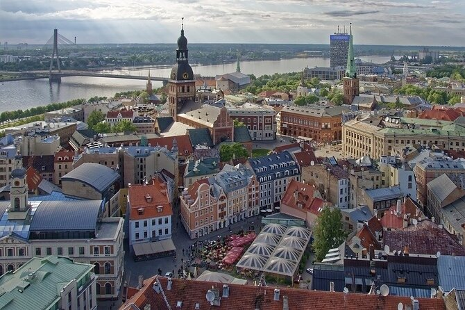 Riga Private Guided Tour