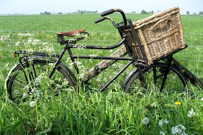Bike Tour of the Dutch Countryside from Delft