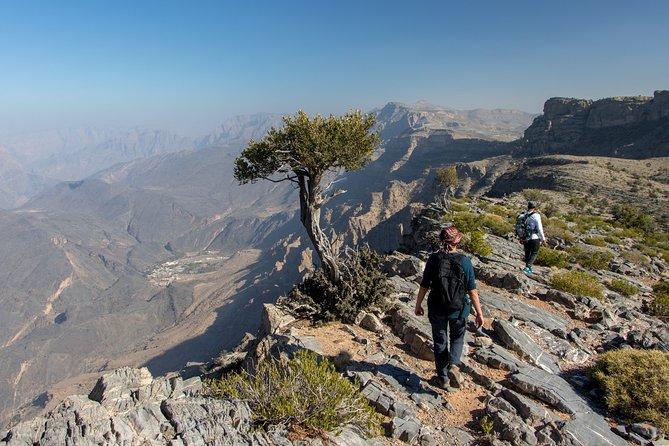 Jebel Akhdar Full Day Tour by 4x4