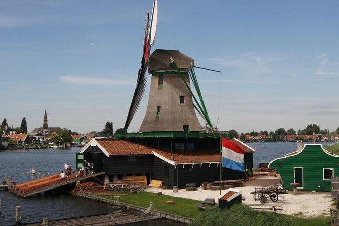 Private Tour to Zaanse Schans (Windmill Village) 3 hours