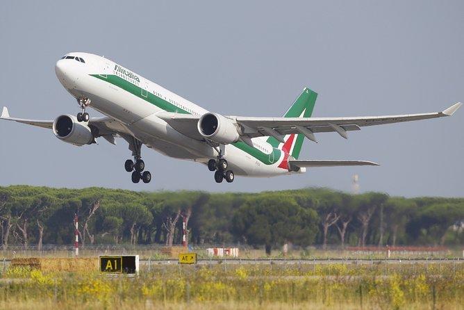 Door-To-Door Private Transfer Sorrento to Fiumicino FCO Airport or viceversa
