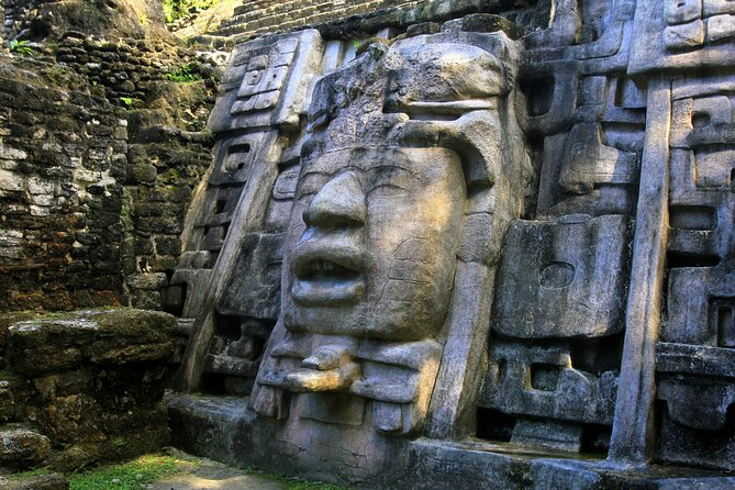 Lamanai one day tour from Belize City