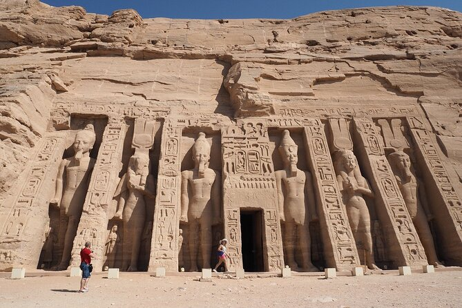 Amazing - 4 days Aswan,abu simbel,Luxor,balloon, with train tickets from Cairo