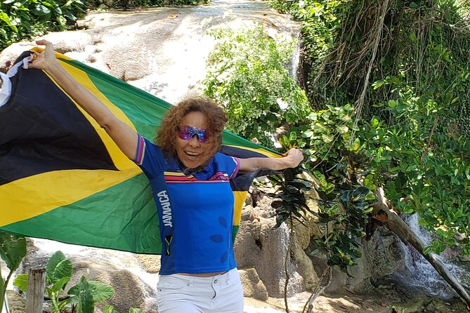 Little Dunns Falls + Fire Water Spring - From Montego Bay