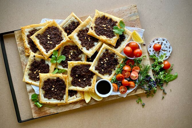 Learn to Cook Authentic Lebanese Cuisine in a Private Class in Melbourne