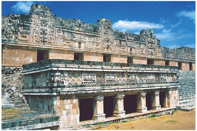 Private Tour: Uxmal & Sotuta de Peon with Lunch by Yucatan Concierge