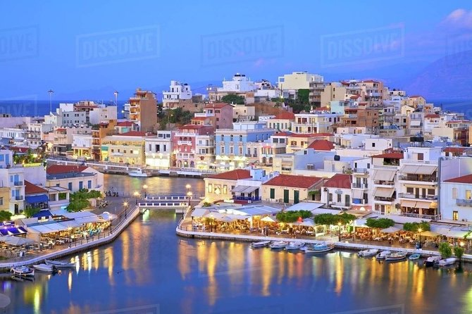 East Crete - Sparkling Sunset Romantic Tour (Half Day / Afternoon & Dinner Incl)