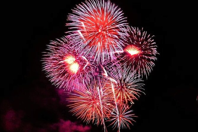 Hilton Head Fireworks Boat Cruise