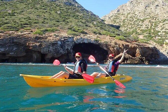 Kayak Denia - Kayak excursion to the Cova Tallada