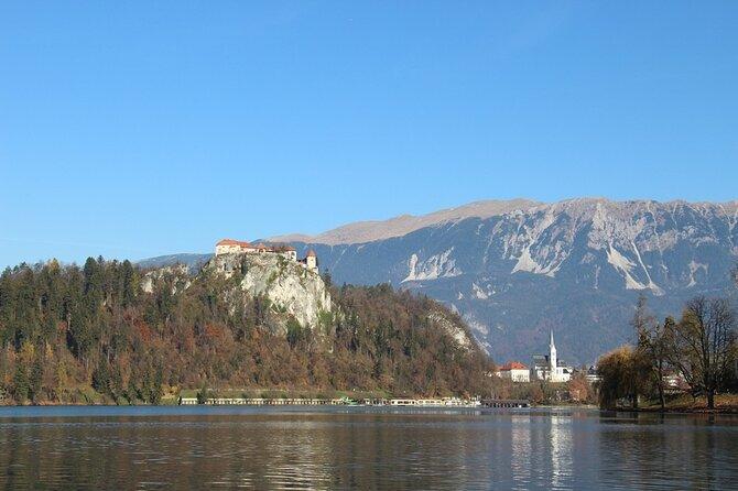 The Blue Alpine Marbles of Slovenia - day trip from Opatija or Rijeka