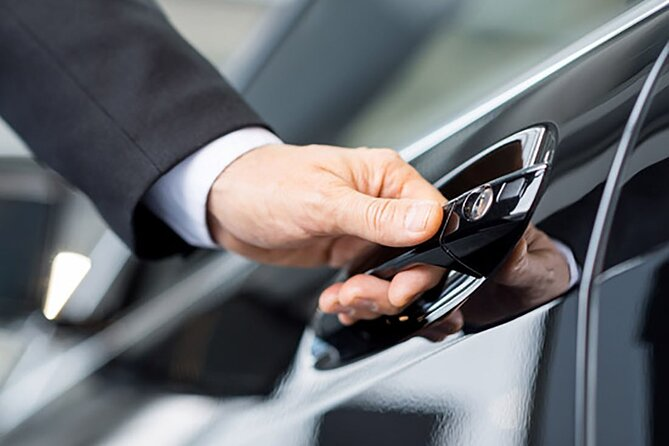 Door-To-Door Private Transfer Amalfi to Fiumicino FCO Airport or viceversa