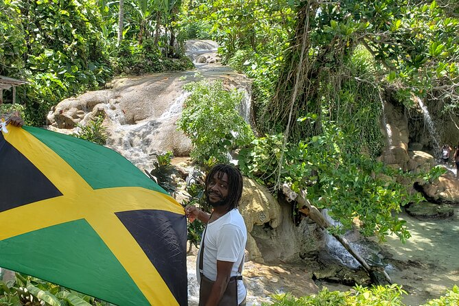 Little Dunns Falls from Montego Bay & Trelawny