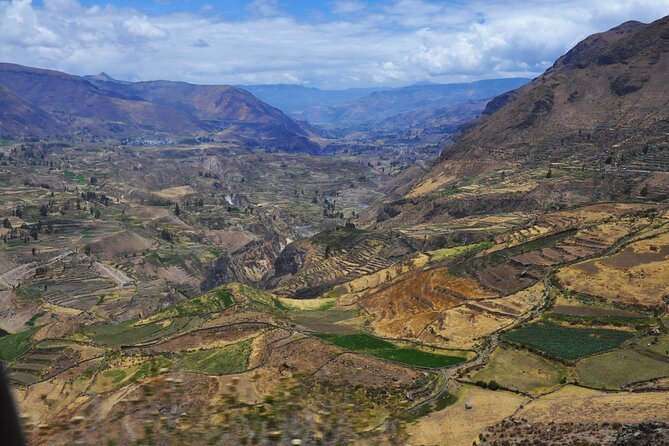 3-day Colca Canyon Trek Adventure