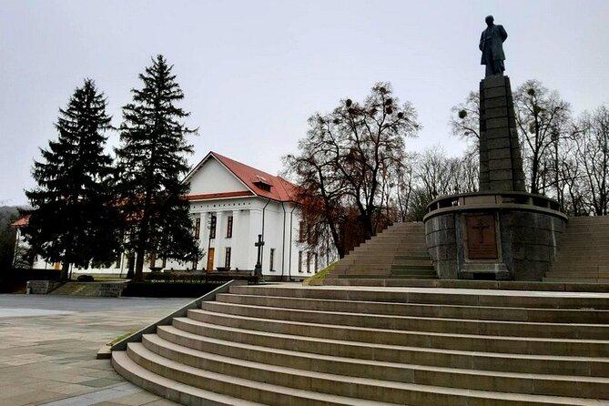 Private Day Trip to Taras Shevchenko National Preserve in Kaniv from Kyiv