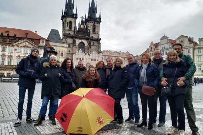 Old Town and Jewish Quarter Tour