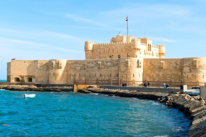 Full-Day Private Tour to Alexandria from Cairo with Lunch