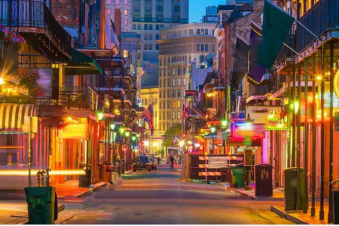 New Orleans Virtual Self-Paced Guided City Tour