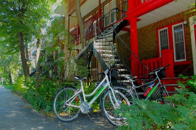 Quebec City Bike Rentals