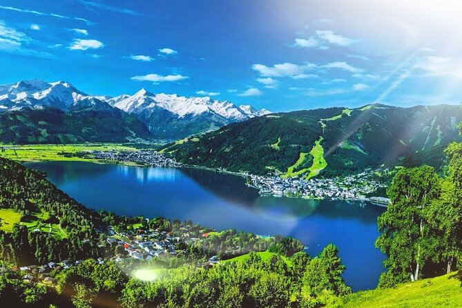 MY * GUiDE Exclusive ZELL AM SEE & Great Time in the Glacier Snow TOUR from Munich