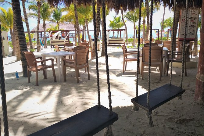 ENJOY a Full Day at a Beach Club in the Caribbean included Transportation
