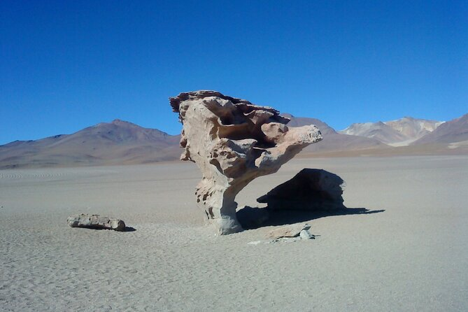 Private 3 Days tour Uyuni Salt Flats and Colorful Lagoons from Uyuni photo 22