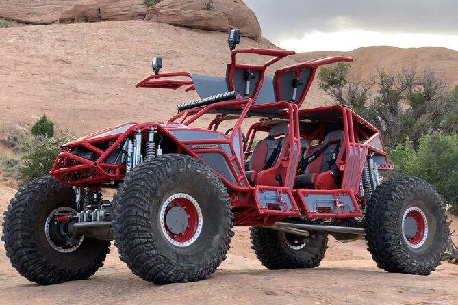 Moab Mega Buggy on Hell's Revenge