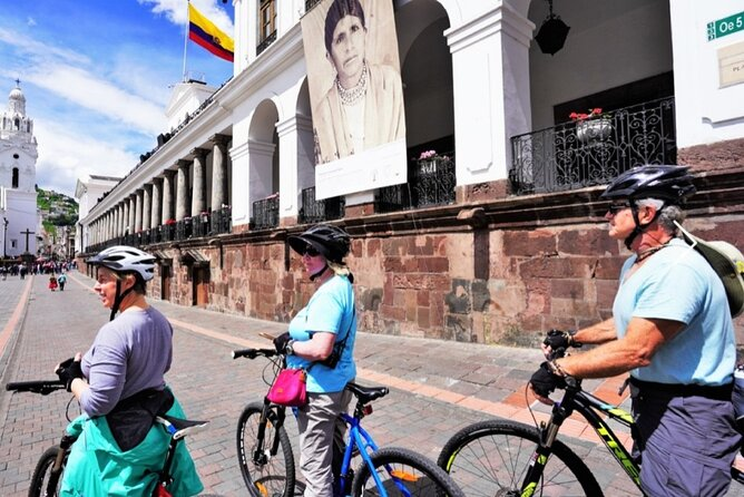 Discover Quito Unesco City on Two Wheels!