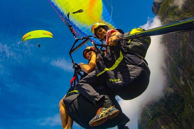 Fly from Paragliding in Rio de Janeiro