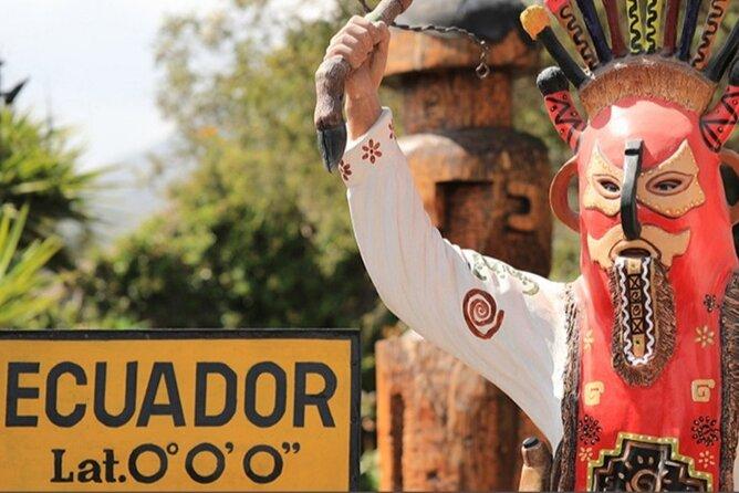Quito City Tour Experience & Equator Line