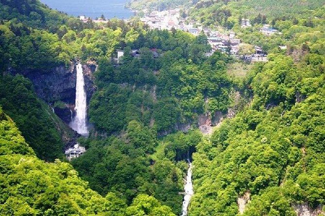 Nikko 1-tägiger Ausflug mit dem Bus zum Weltkulturerbe Nikko Toshogu, Chuzenji-See, Kegon Wasserfälle