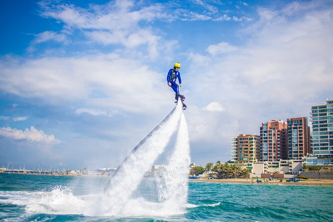 Private Flyboarding Experience in Manta