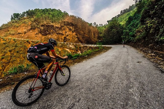 Sapa Northwest bike to Dien Bien Phu 4 days