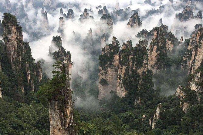 2-Full Days Zhangjiajie National Forest Park Tour