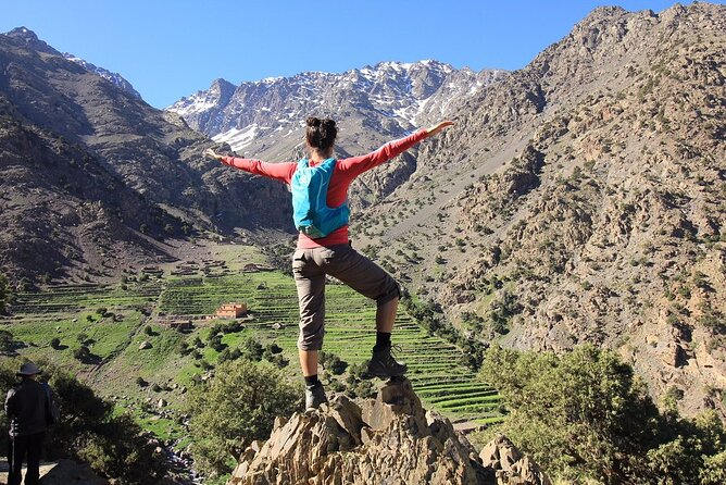 Full Day trek to Atlas Mountains from Marrakech