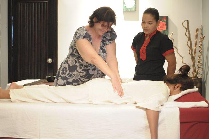 Private Half-Day Massage Class in Phnom Penh