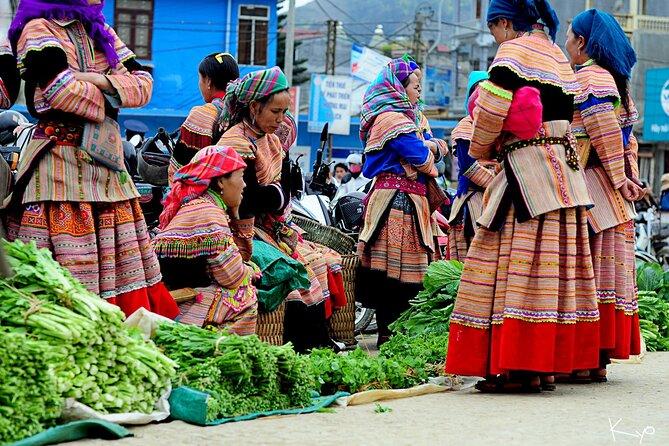 3 days Lao cai - Lung Khau Nhin market - Cao Son - Chay river - Sapa