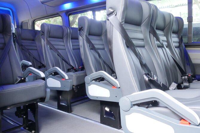 Round Trip Transportation to Secrets Papagayo Resort