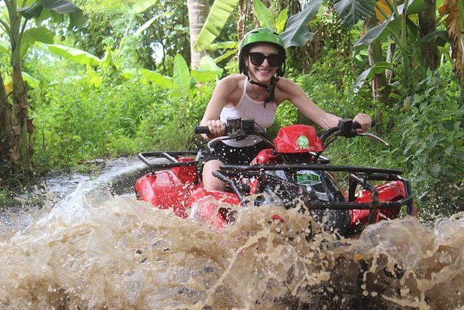 Bali Adventure Quad Bike and Ubud Tour