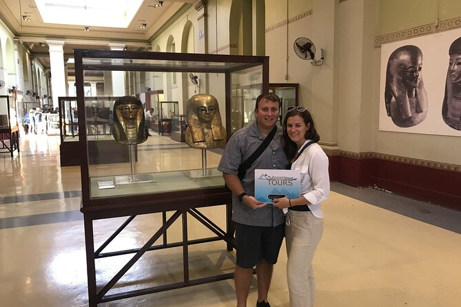 Tour to the Egyptian museum and Old Cairo