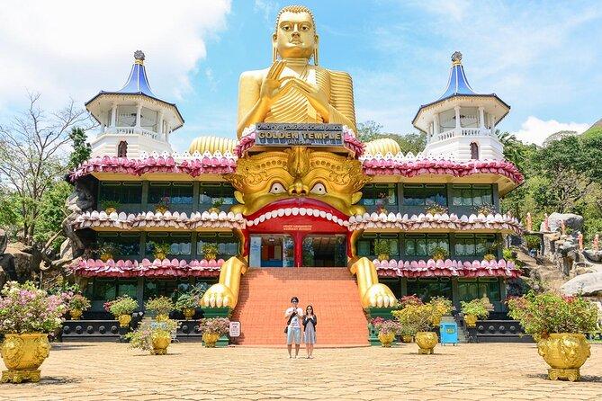 Sigiriya, Dambulla and Minneriya 2 Day Tour