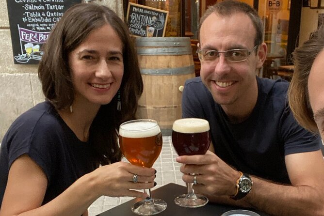 Craft Beer & Tapas Tour with The Barcelona Taste