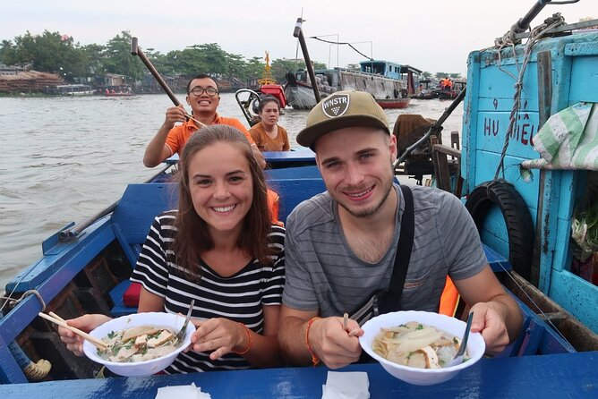 Full-Day Tour of Can Tho and Mekong Delta with Lunch