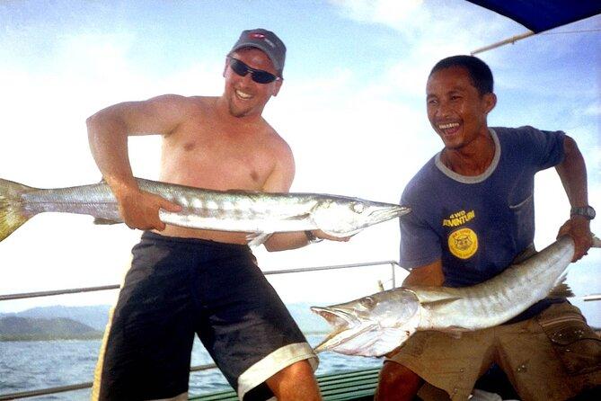 Big Game Fishing From Koh Samui