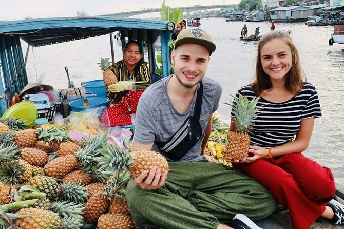 Cai Rang Floating Market Half-Day Tour
