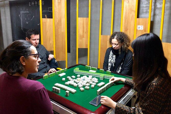 Hangzhou Mahjong Beginner's Games Night – Learn to play Chinese Mahjong