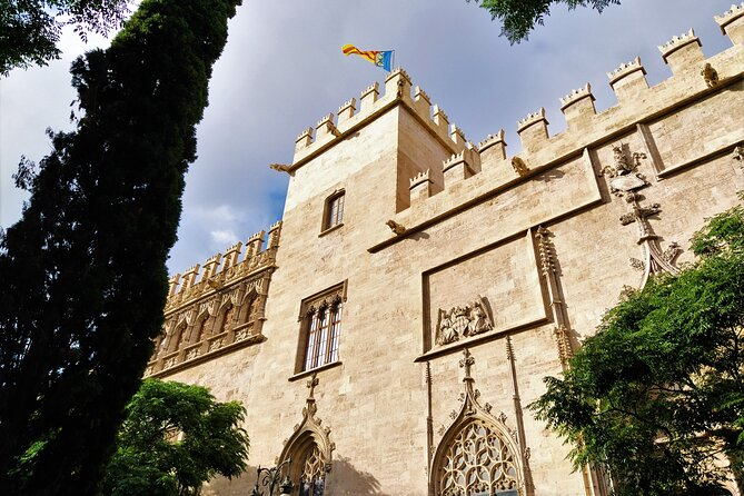 Walking Tour in Valencia and wine tasting