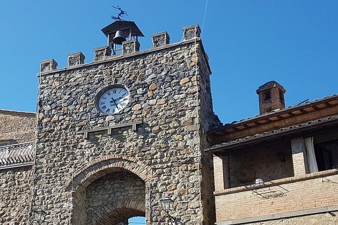 Allerona: take an audio tour of this picturesque Umbrian hilltop town