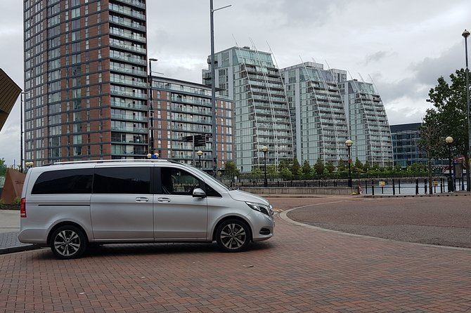 Private Round-Trip from Manchester to London City